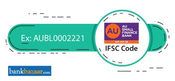 AU Small Finance Bank IFSC Code