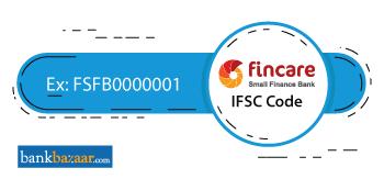 Fincare Small Finance Bank IFSC Code